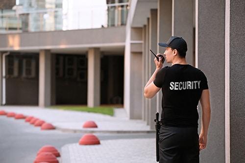 Société de gardiennage et surveillance