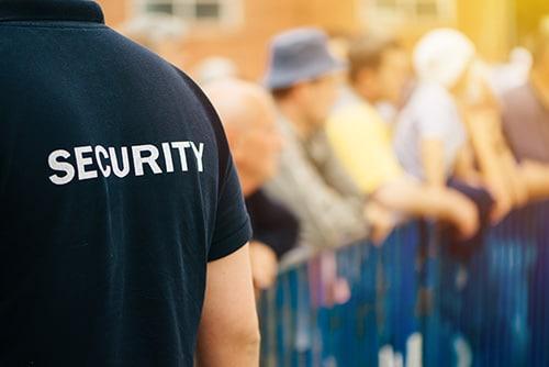 Société de sécurité événementielle