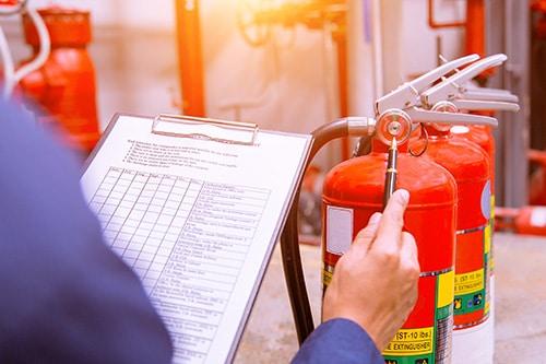 Entreprise sécurité incendie