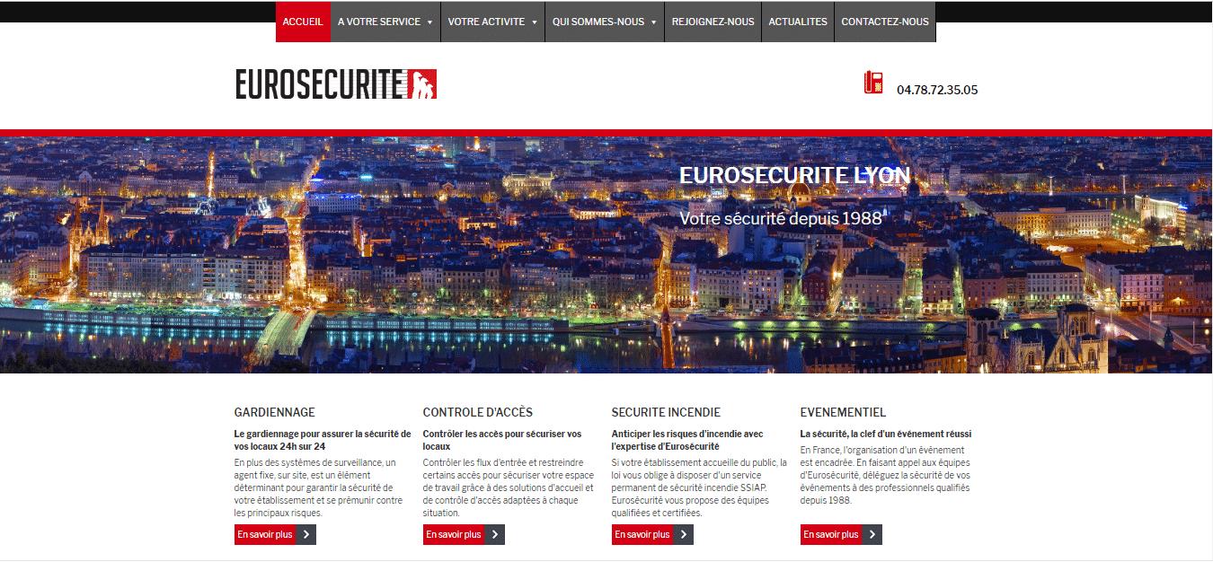 actualités d'Eurosécurité